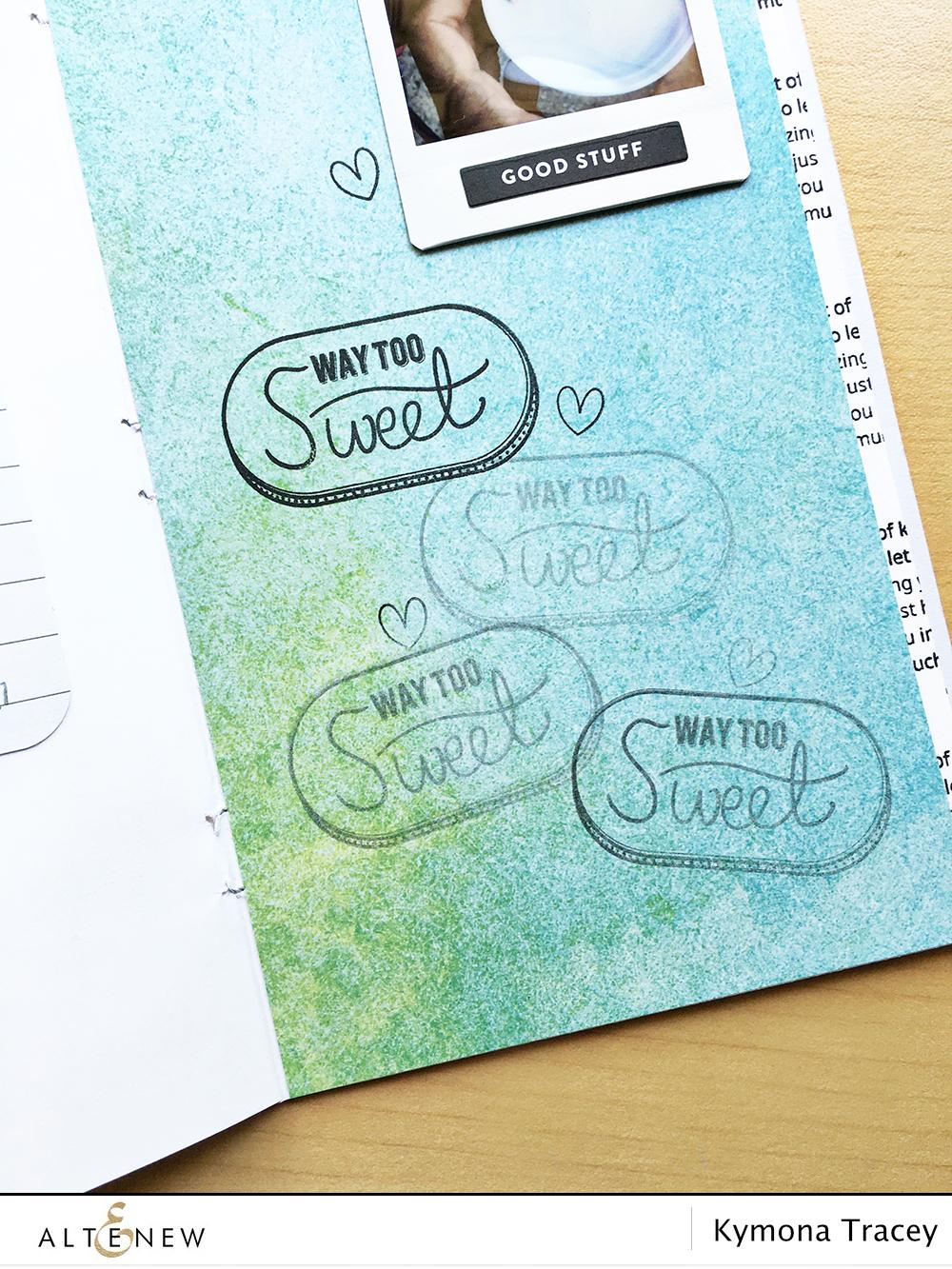Way to Sweet stamp set