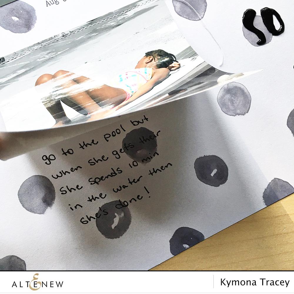 Altenew Reflection Scrapbooking Kit