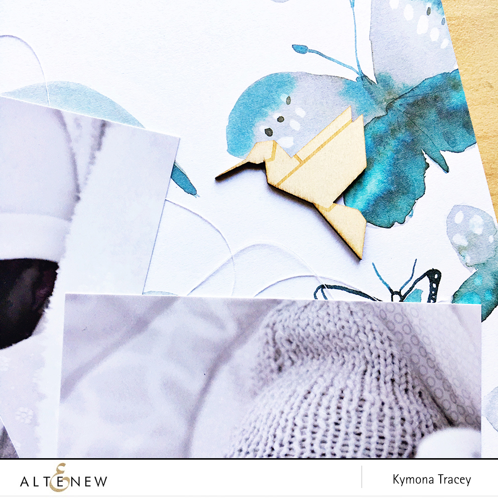 Altenew Reflection Scrapbook Collection