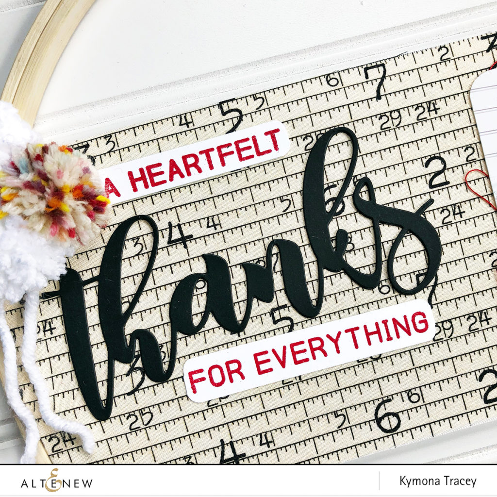 Mega Greeting Stamp and Die Bundle
