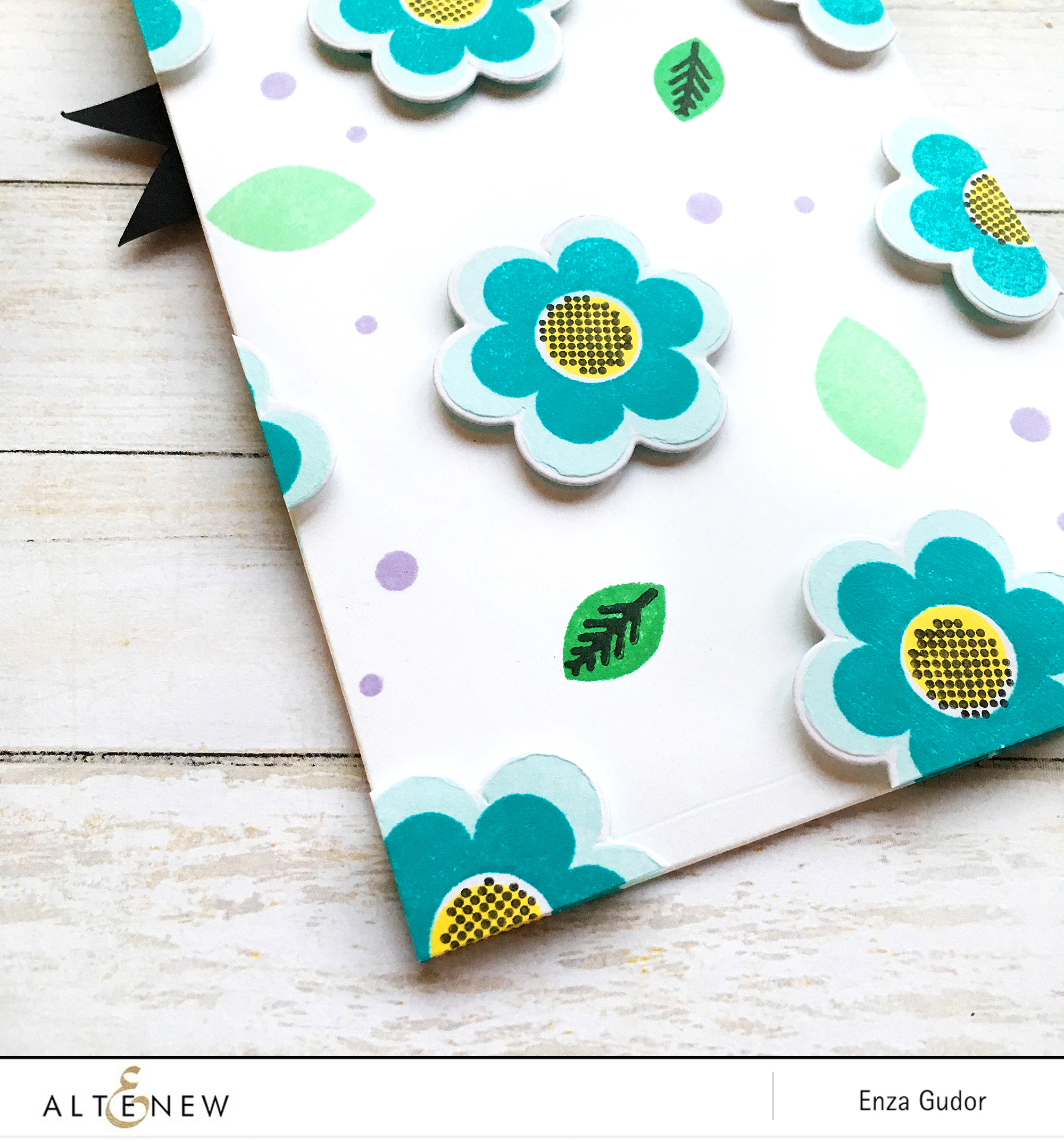 Coin envelopes by @enzamg for @altenew. #coinenvelopes #envelopes #stamping #diy #handmade