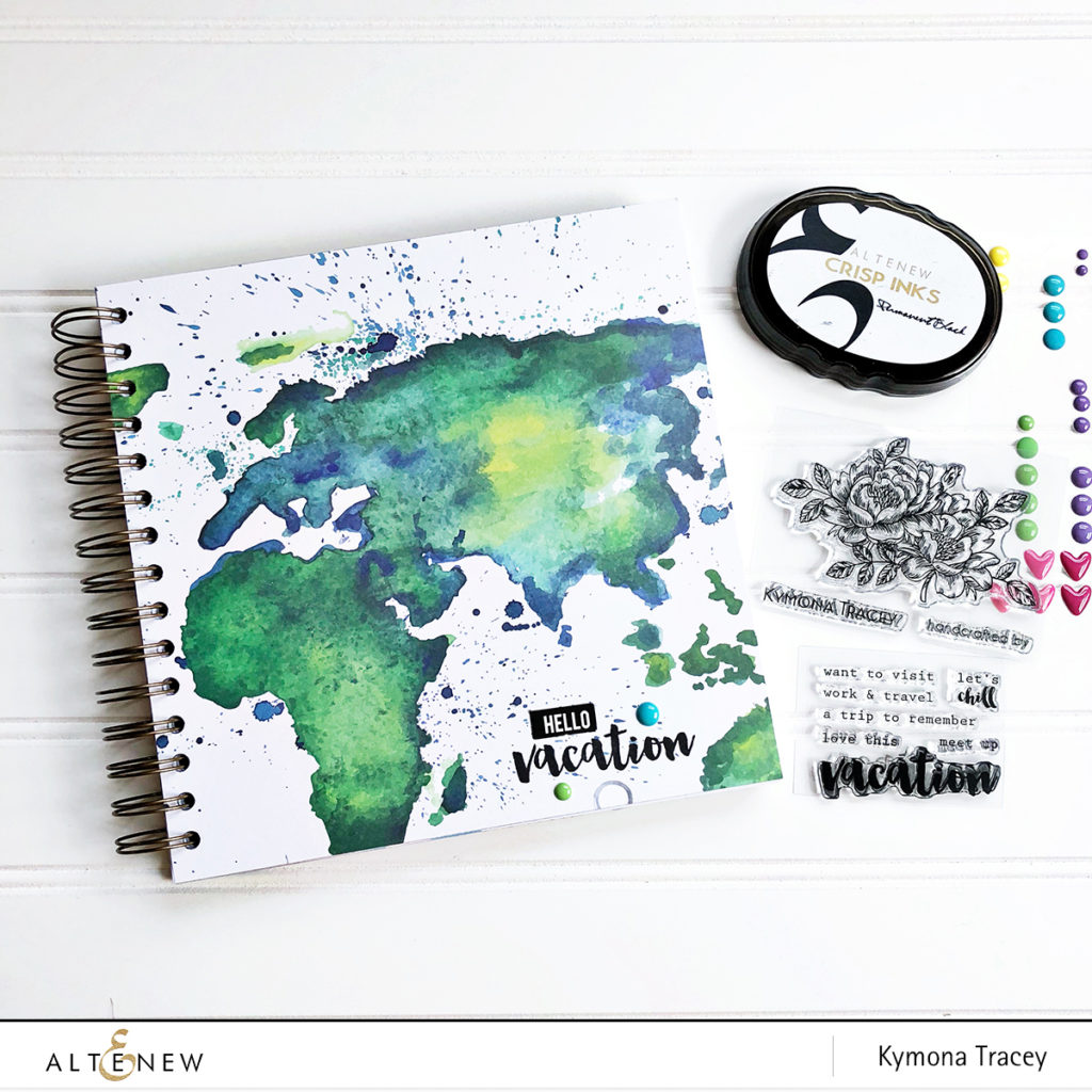 Reflection collection mini stamp set
