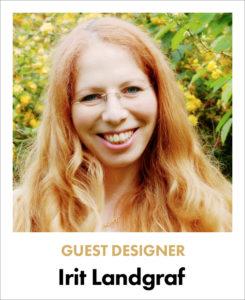 Altenew Guest Designer Irit Landgraf