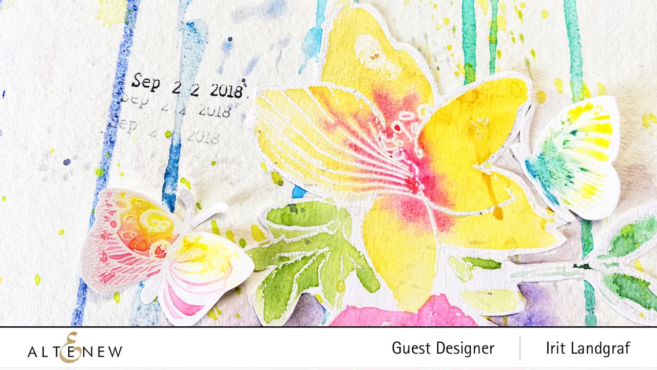 Altenew - Irit Landgraf - Guest Designer