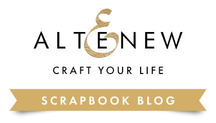 Altenew Scrapbook