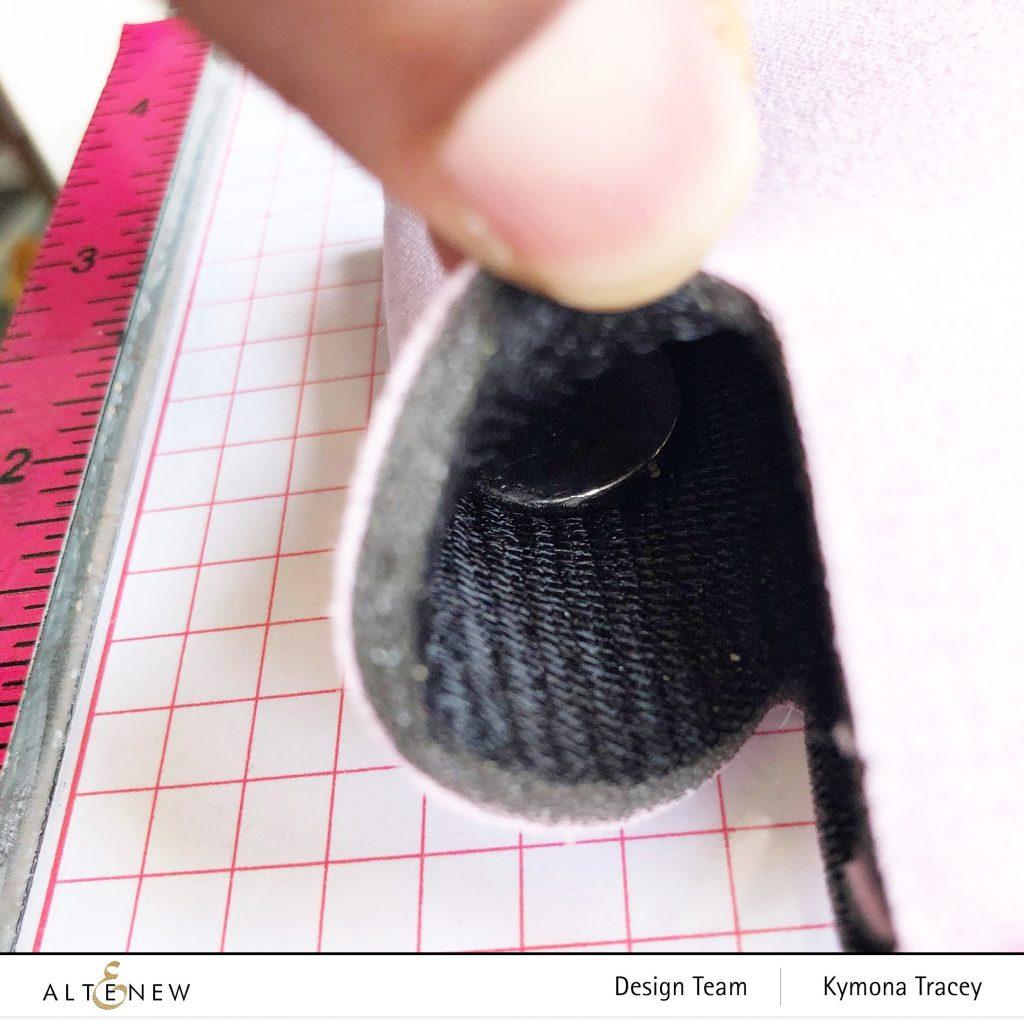 magnet in bottom of tea koozie