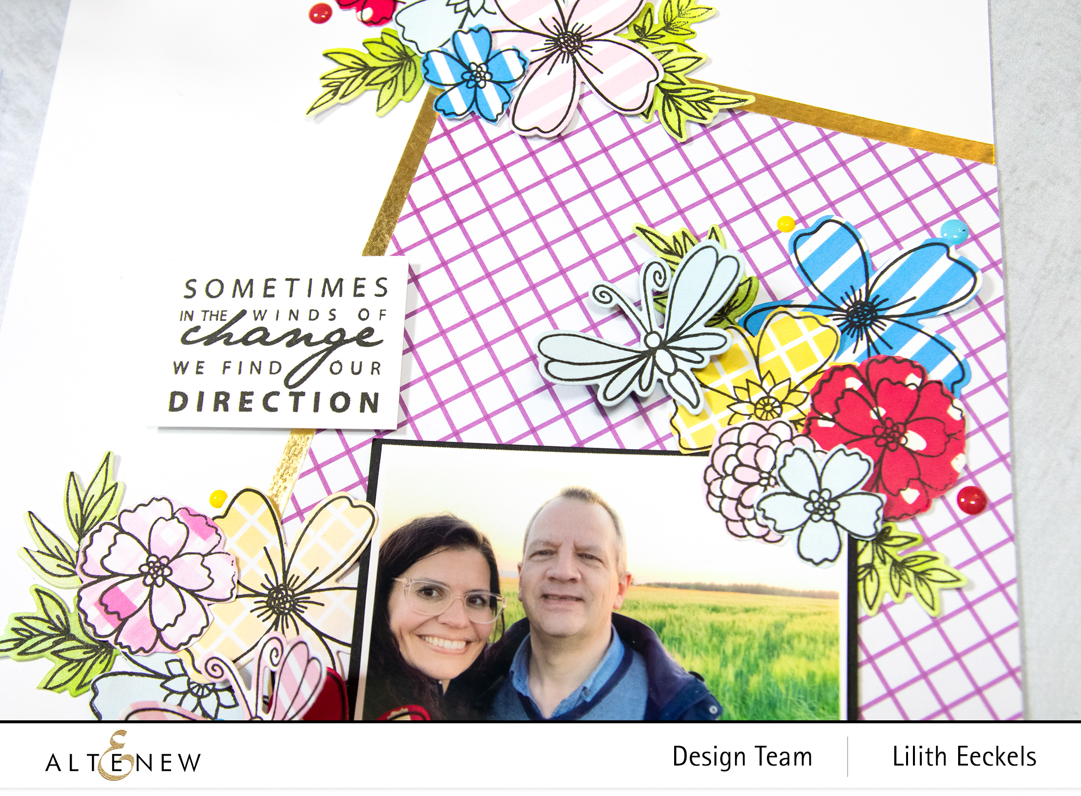 Scrapbooking Hacks and Tips with Crafting Scraps