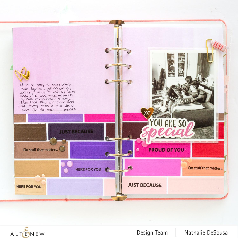 @Altenew_gradient cardstock highlight_Nathalie DeSoousa