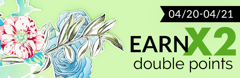 Double points on all orders