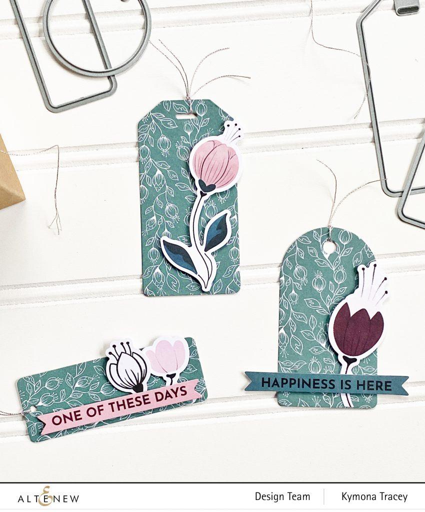 Mini Gift Tags Bitty Bits Ephemera