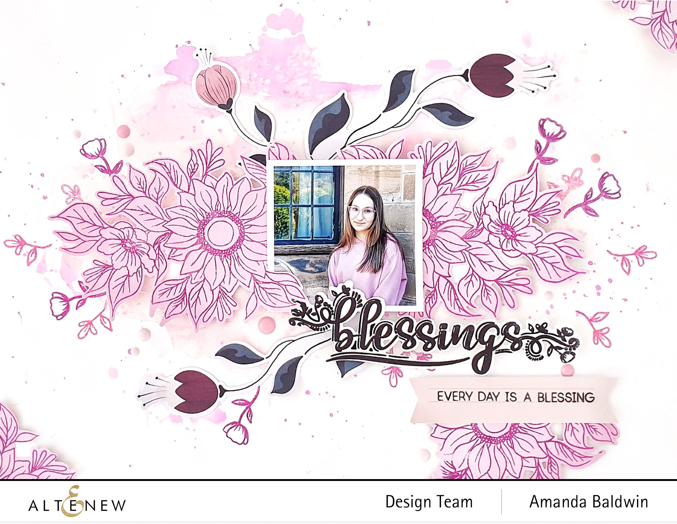 Creative Crafting with Featured Florals
